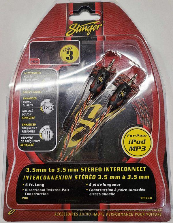Stinger SPI338 Front