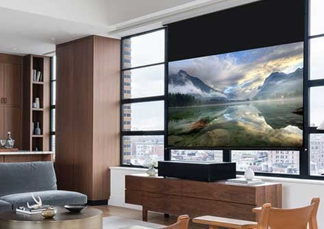 Projectors & Screen Solutions