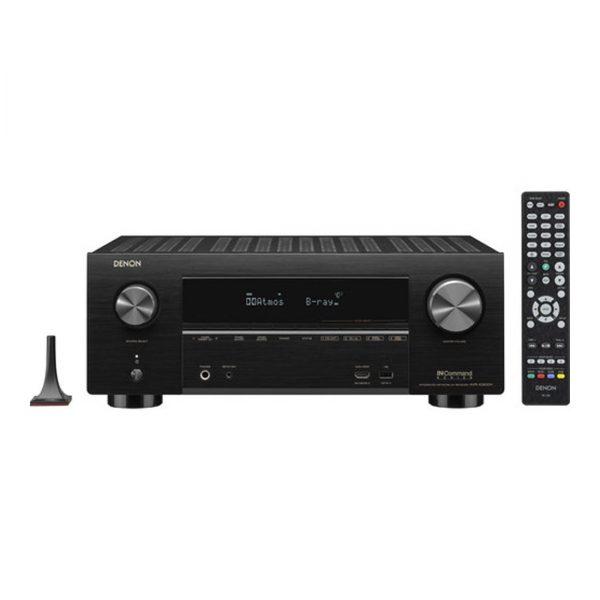 Denon AVR-X3600H Front