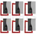 """Klipsch CS-16W 6.5"""" In-Ceiling Speaker x6"""