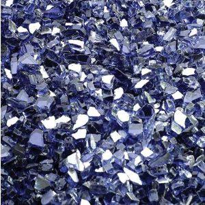 Napoleon MKGB Glass Embers Media Kit - Blue