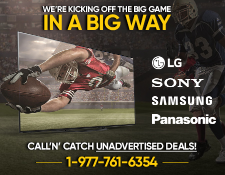 Big Game Mobile Banner