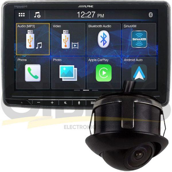 Alpine-ILX-F259-iBEAM-TE-RRSC-Back-Up-Camera-Bundle