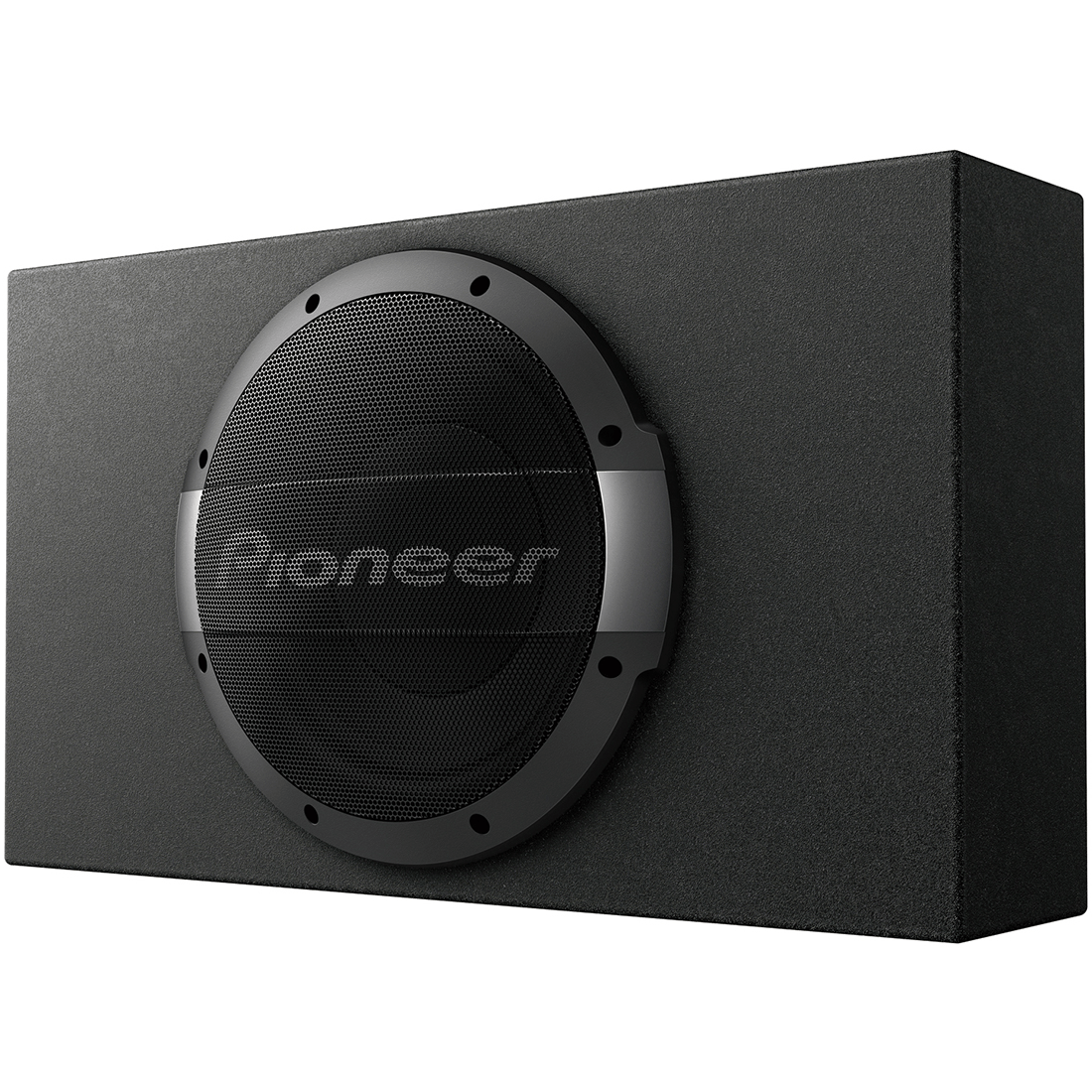 """Pioneer TS-WX1010A Sealed 10/"""" 1,100-Watt Active Subwoofer with Built-in Amp USA"""