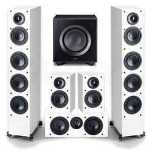 Paradigm Monitor SE6000F SE2000C ATOM SE White Defiance V10