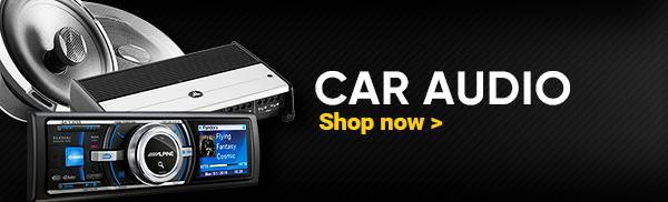 Car & Marine Audio Banner Listrak