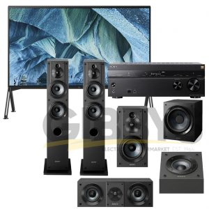 Sony 98 - STR-N1080-Speaker Bundle