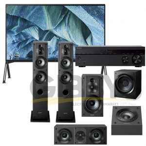Sony 85 - STR-DH790-Speaker Bundle