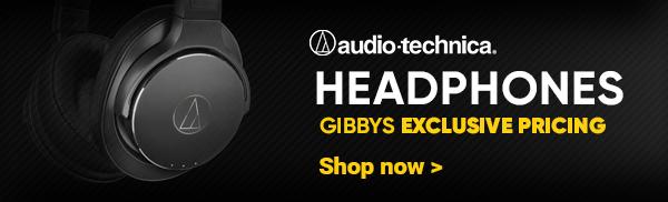 Audio Technica Exclusive Pricing