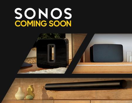 MOBILE BANNER NO BUTTON Sonos Coming Soon
