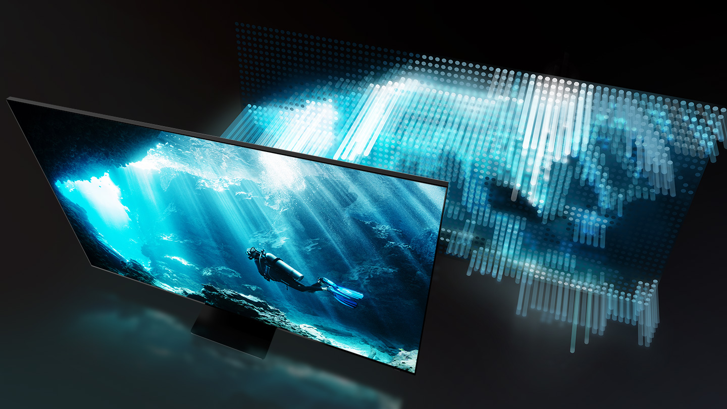 Samsung 8k - Uncover new levels of detail and depth