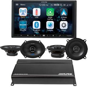 alpine car audio system