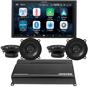 alpine car audio system ss50