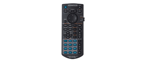 Kenwood DNX997XR Optional Remote