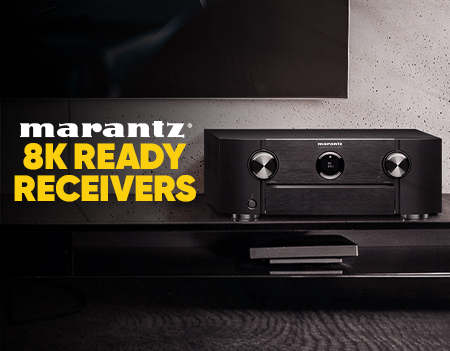 Marantz 8K Receivers