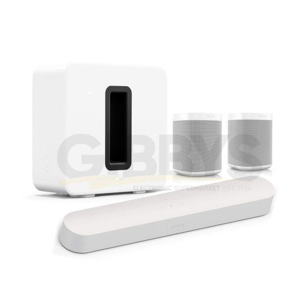 Sonos Surround Set - White
