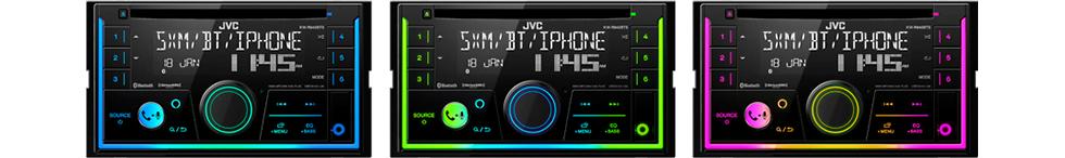 JVC KW-R940BTS