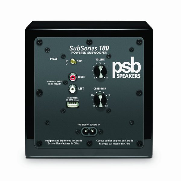PSB SubSeries 100