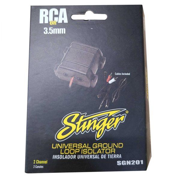 Stinger SGN201 Front