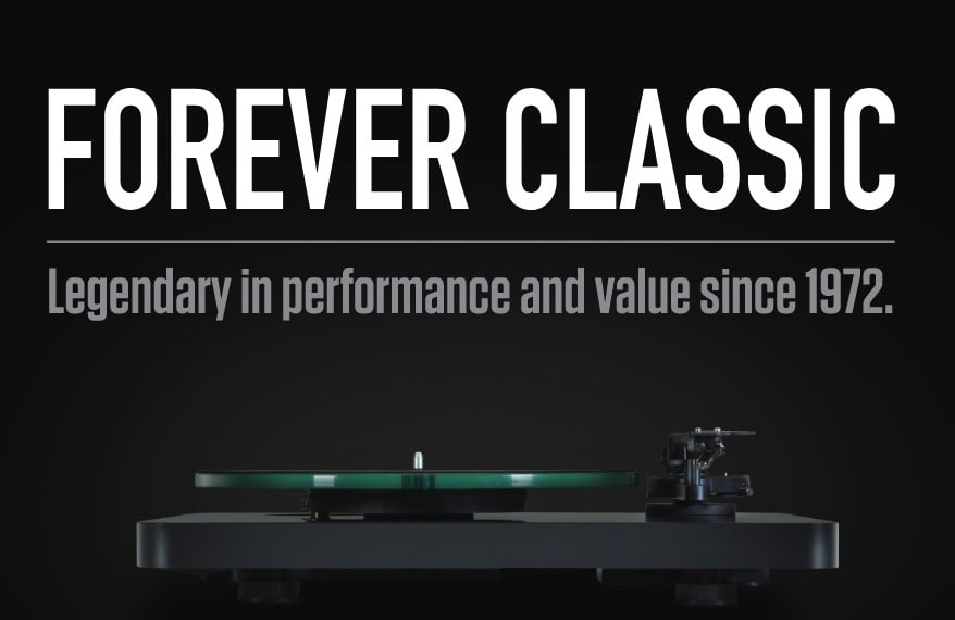 NAD C558 Forever Classic Advertisement