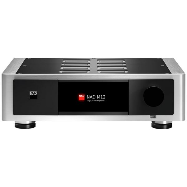 NAD M12 Masters Front 2