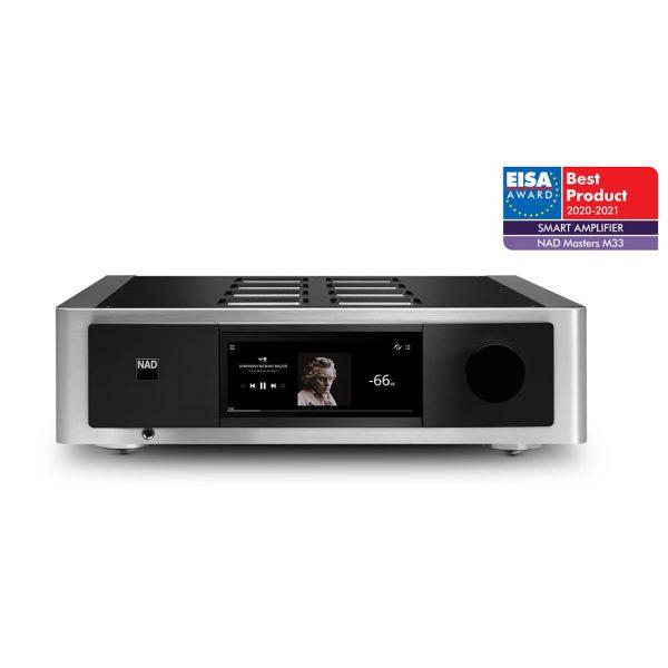 NAD M33 EISA Award Product