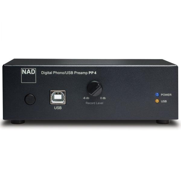 NAD PP4 Front Facing Image