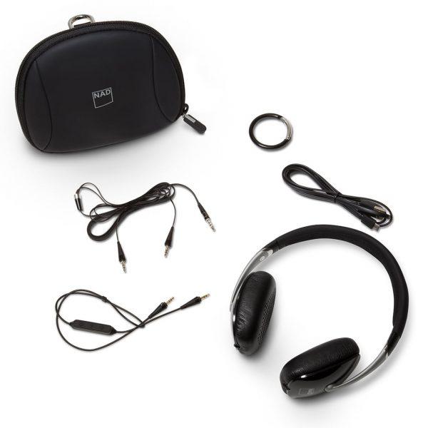 NAD VISO HP30 Black Accessories Image