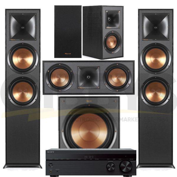 SONY STRDH590 | KLIPSCH R820 BUNDLE