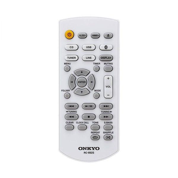 Onkyo CS265 Remote
