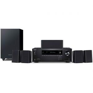 Onkyo HTS3910 Front