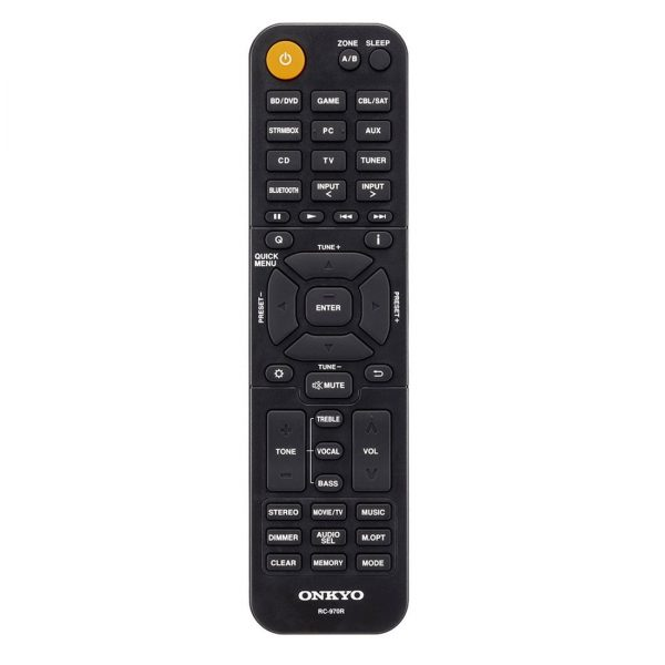 Onkyo HTS3910 Remote