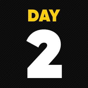 Unlocked Day 2