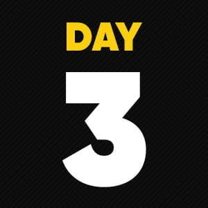 Unlocked Day 3