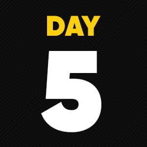 Unlocked Day 5