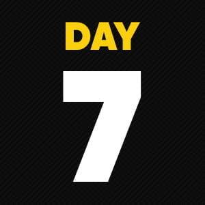 Unlocked Day 7