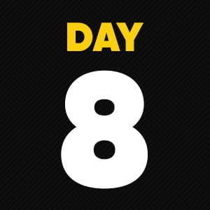 Unlocked Day 8