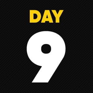 Unlocked Day 9