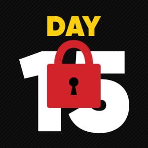 Locked Day 15