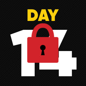Locked Day 14