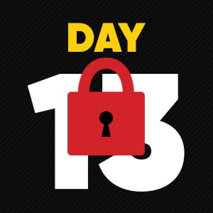Locked Day 13