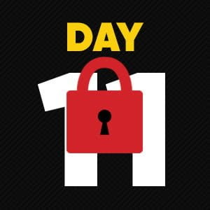 Locked Day 11