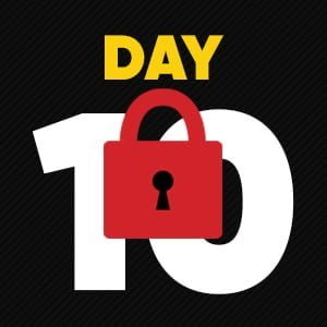 Locked Day 10