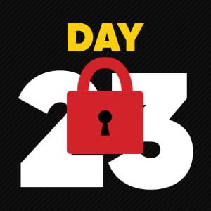 Locked Day 23