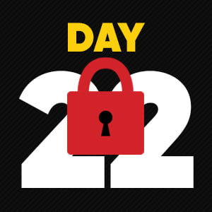Locked Day 22