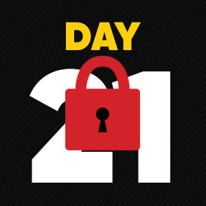 Locked Day 21
