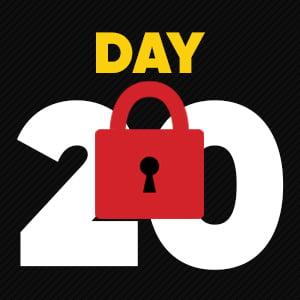 Locked Day 20