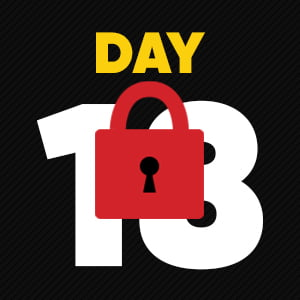 Locked Day 18