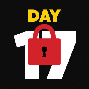 Locked Day 17