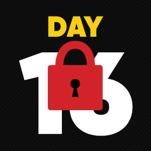 Locked Day 16